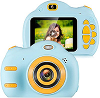Digital Cameras for Kids Zeepin