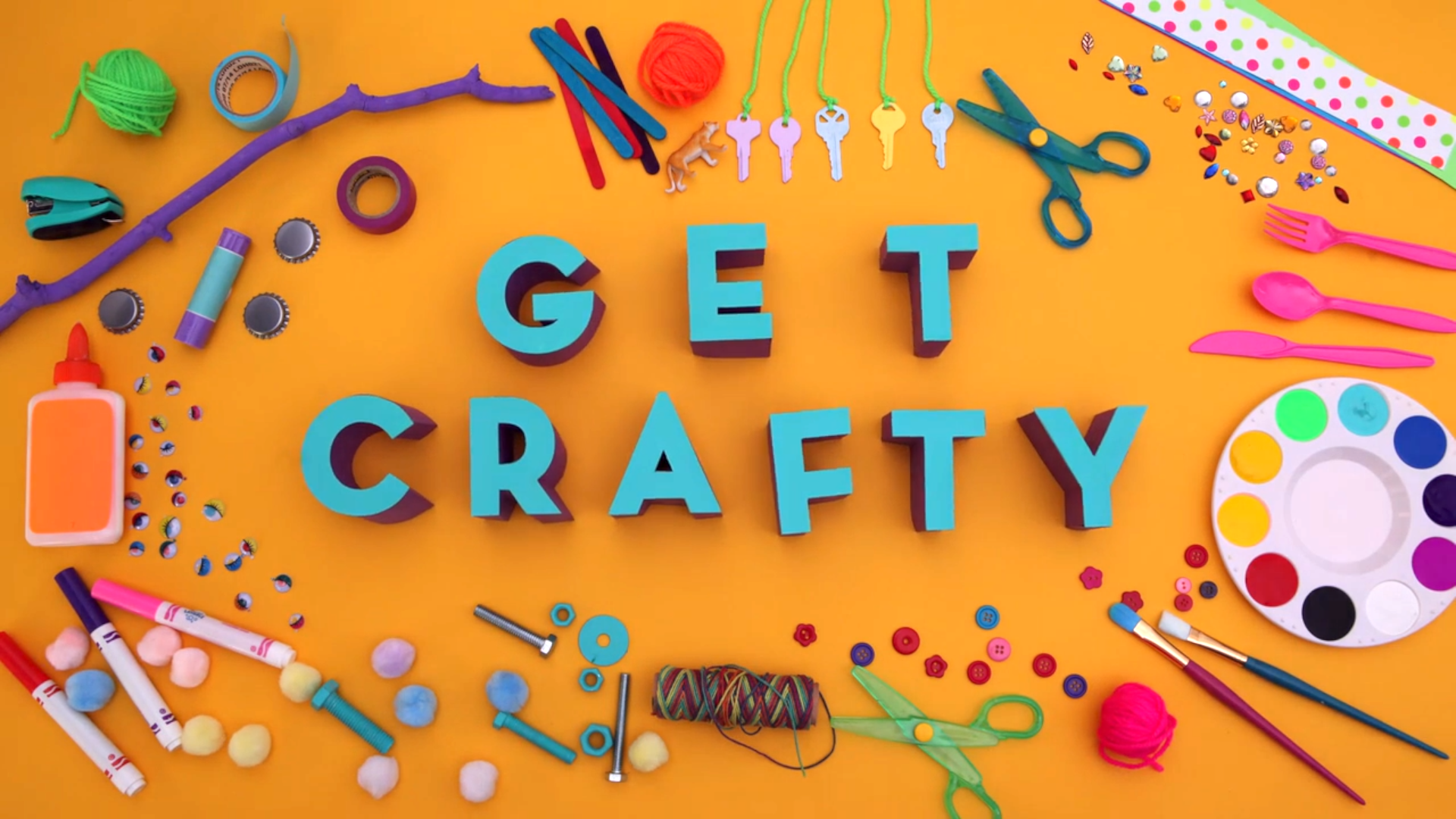Teaching Cooperation Through Crafts