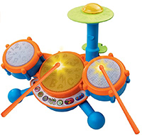 Kids Drum Set - VTech