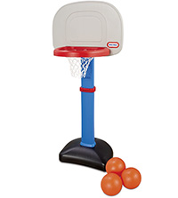 Toddler Outdoor Playsets - Basketball
