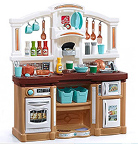 Toddler Outdoor Playsets - Kitchen
