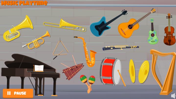 music playtime