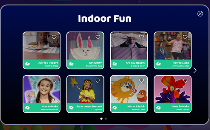 Indoor Fun Activities for Kids